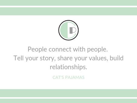 People connect with people - why this is important to your business.