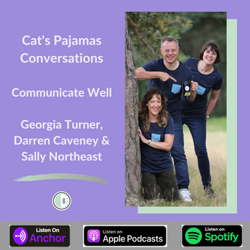 Communicate Well podcast - Comms Unplugged