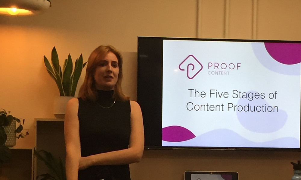 SEO and Content Creation presentation