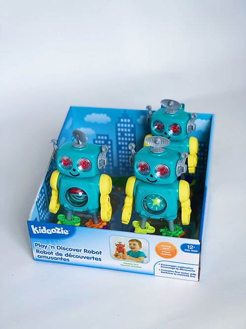 Play N Discover Robot