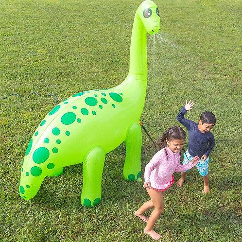 Gigantic 7-Foot Inflatable Dino Sprinkler