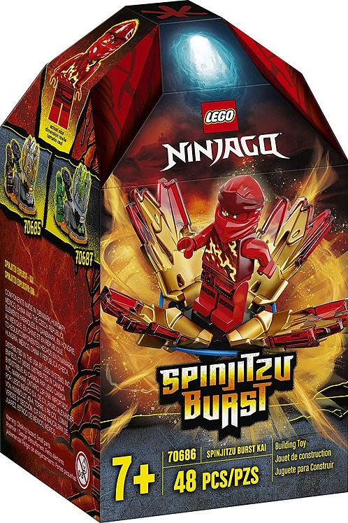 Roll over image to zoom in LEGO NINJAGO Spinjitzu Burst