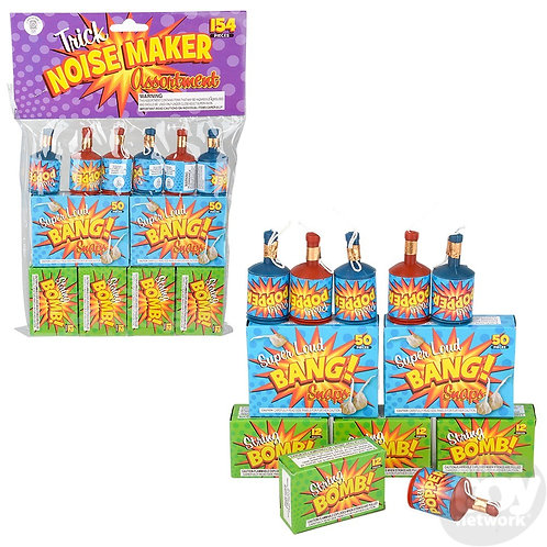 Noisemaker Party Pack
