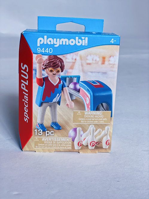 Bowling Playmobil Figure