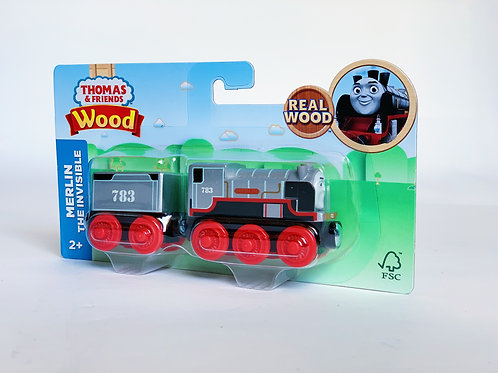Merlin the Invisible- Thomas and Friends
