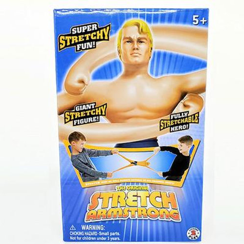 """Stretch Armstrong - """"The Original Stretch Armstrong"""" in Box - 7 Inch figure"""