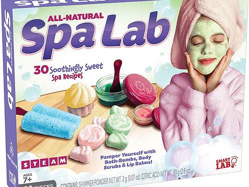 SmartLab Toys All-Natural Spa Lab