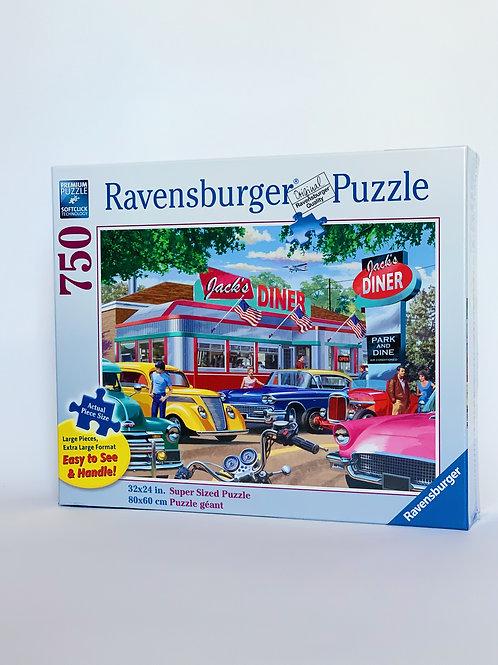 Diner 750pc Puzzle