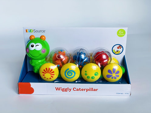 Wiggly Caterpillar