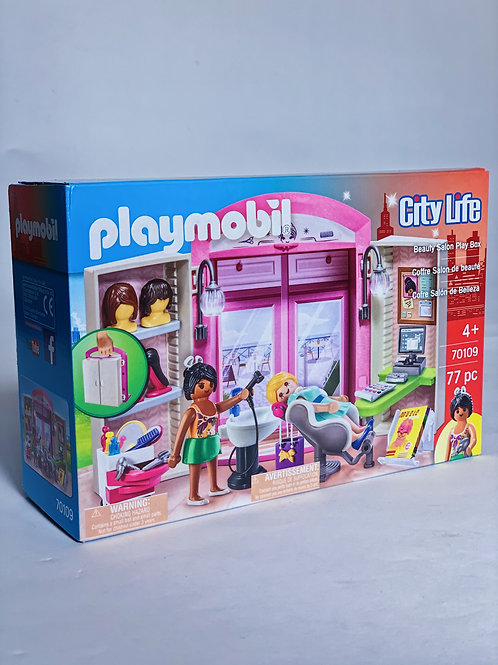 Beauty Salon Playmobil City Life