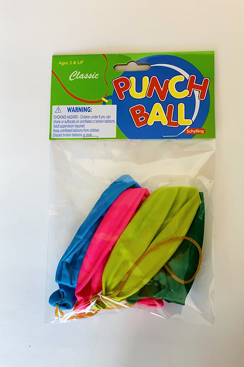 Punch Ball Balloon