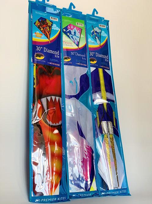 30' Diamond Kites
