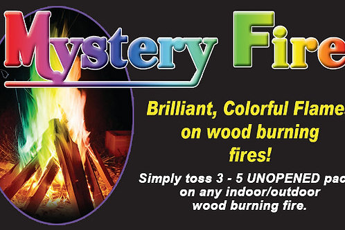 Mystery Fire Packets