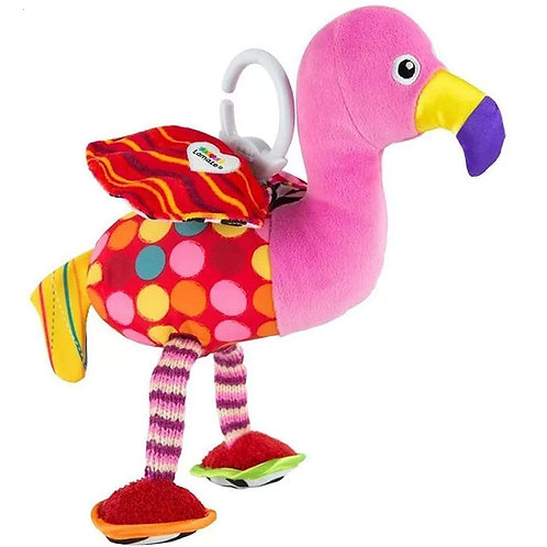 Roll over image to zoom in LAMAZE Flapping Fiona, Clip on Toy