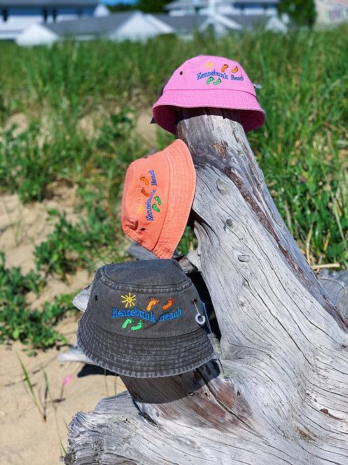 Kennebunk Beach Bucket Hats