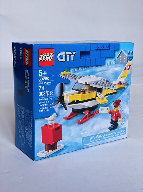 Mail Plane LEGO City