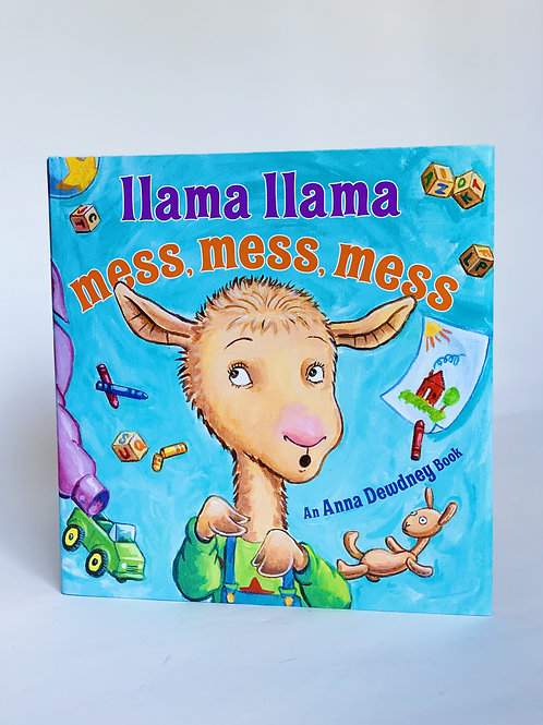 Llama Llama - Mess, Mess, Mess