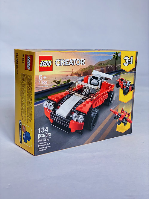 Sport Car LEGO 3-in-1