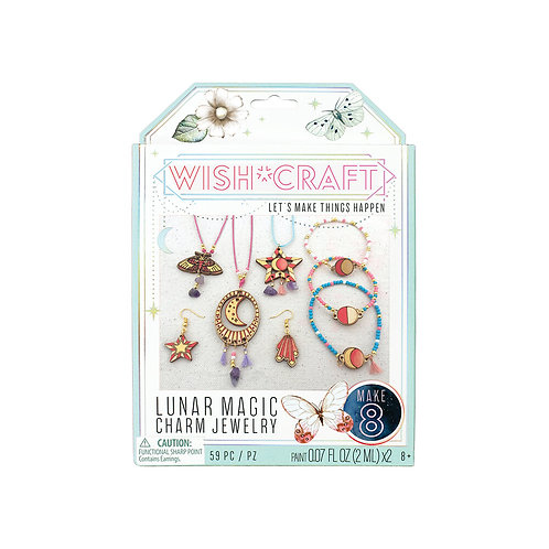 Wish*Craft Lunar Magic Charm Jewelry