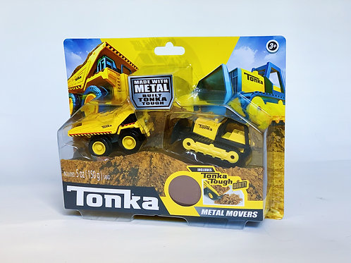 Tonka Mini Metal Movers