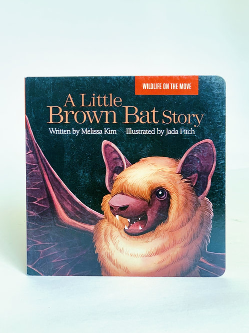 A Little Brown Bat Story