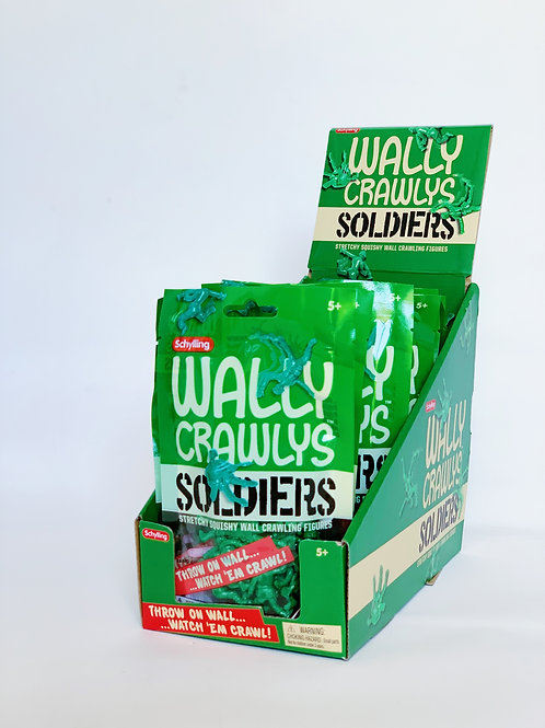 Wally Crawlys Soldiers