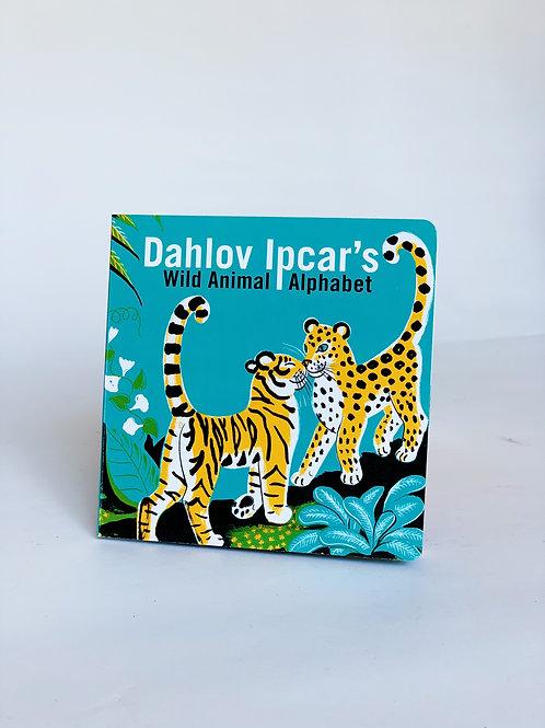 Wild Animal Alphabet Book