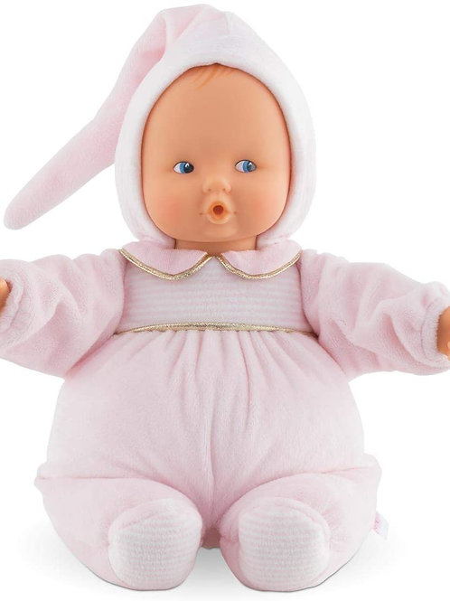 """Corolle - Babipouce Sweet Dreams - 11"""" Soft Body Baby Doll For Ages 0 Months & U"""