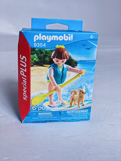 Paddleboarder Playmobil Figure