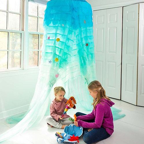 Light-Up Mermaid Canopy