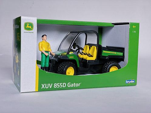 XUV 855D Gator