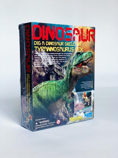 Dinosaur: Dig a T-Rex Skeleton