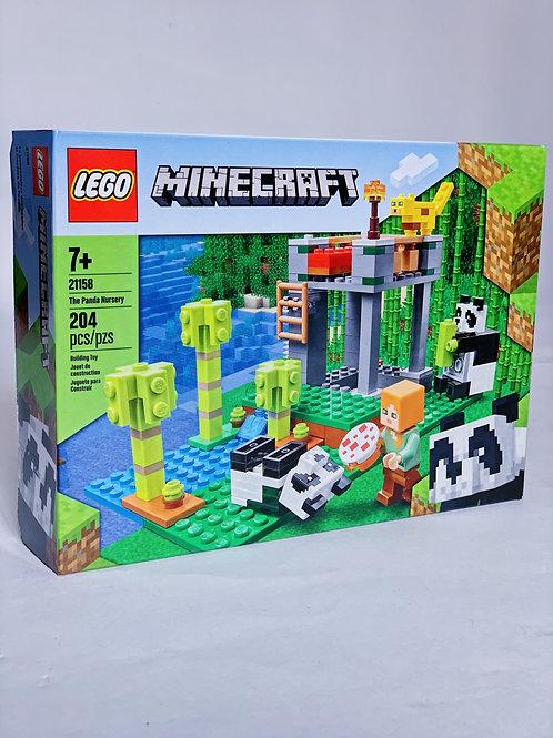 Minecraft Panda Nursery LEGO