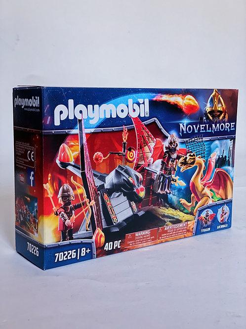 Raiders Dragon Training Playmobil Novelmore