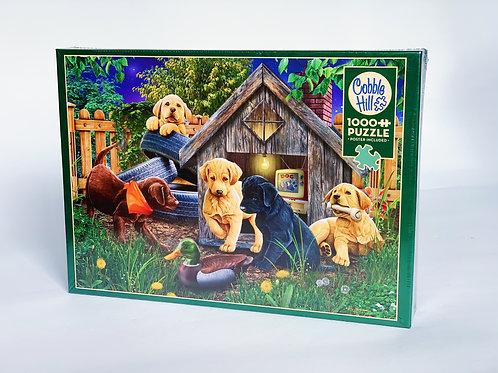 Dog House 1000pc Puzzle