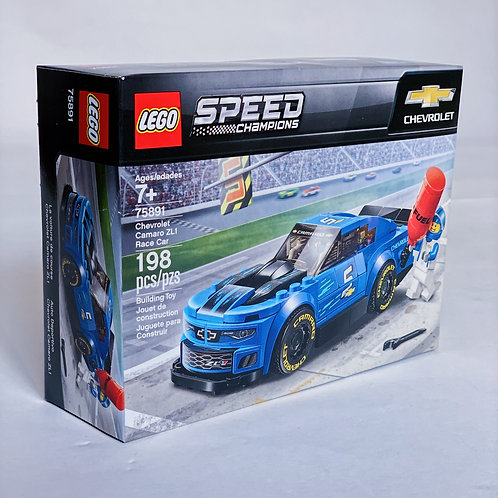 Chevrolet Camero LEGO