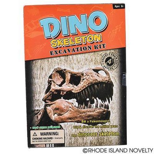 Dinosaur Deluxe Fossil Excavation Kit