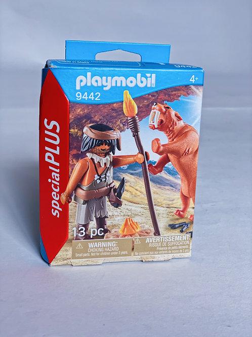 Caveman Playmobil Figure