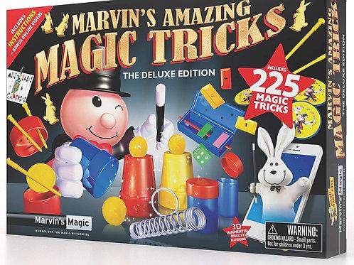Marvin's Magic - 225 Amazing Magic Tricks for Children | Kids Magic Set | Magic