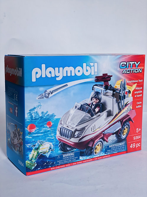 Amphibious Truck Playmobil Action