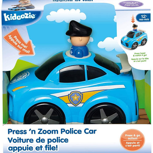 Press N Zoom Police Car