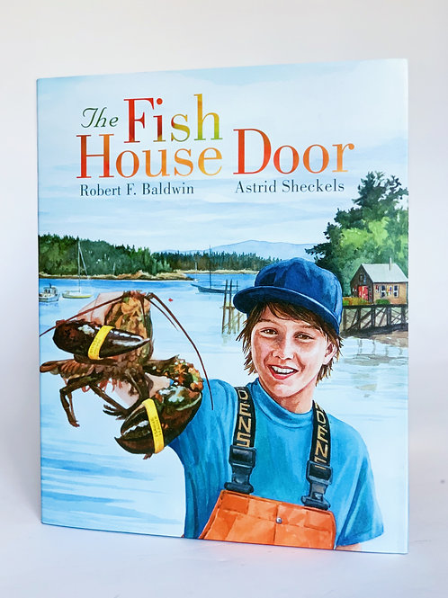 The Fish House Door