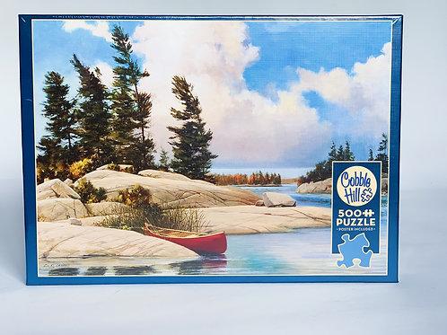 Scenic View 500pc Puzzle