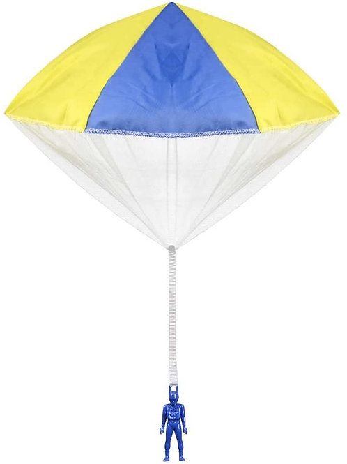 Aeromax Original Tangle Free Toy Parachute has no strings to tangle and requires