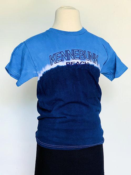 Blue Kennebunk Beach Shirt