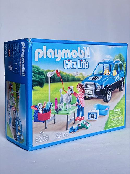 Mobile Pet Groomer Playmobil City Life