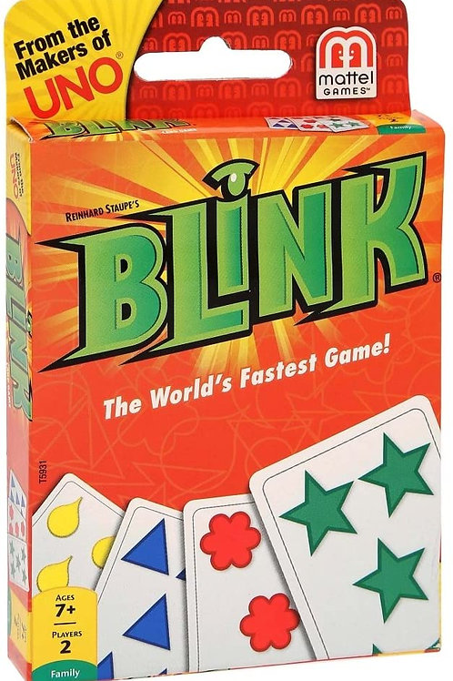 Roll over image to zoom in Mattel Blink Card Game