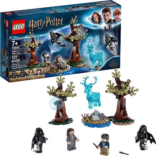 LEGO Harry Potter and The Prisoner of Azkaban Expecto Patronum 75945