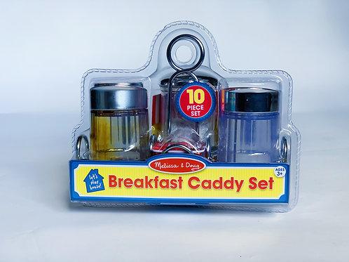Breakfast Caddy Set
