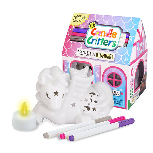 LED Candle Critters, Pegasus